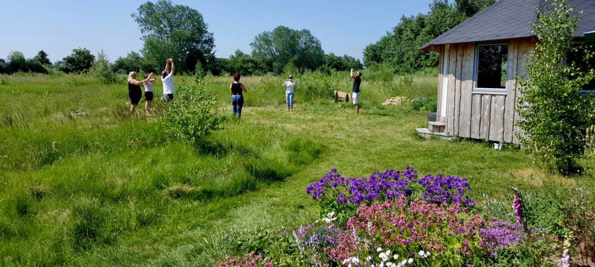 Terapihaven på Køge Fælles Jord